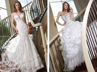 Rochii mireasa Da Vinci Bridal toamna 2012
