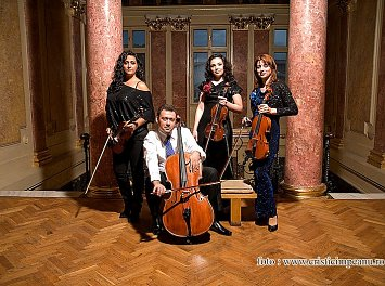 Cvartetul Artys Nunta Ploiesti