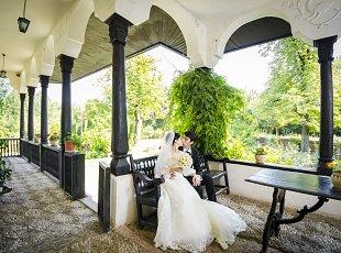 Locatii pentru sedinta foto de nunta in Prahova